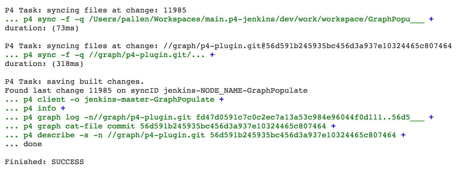 Swarm - guest/perforce_software/p4jenkins/dev/docs/GRAPH md